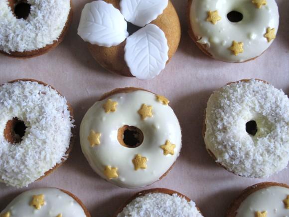 mini donuts mariage