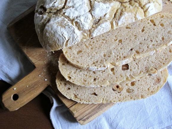 pain à la noisette