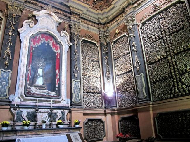 ossuaire célèbre milan