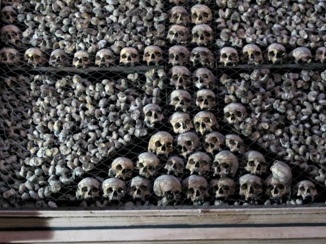 ossuaire san bernardino milan