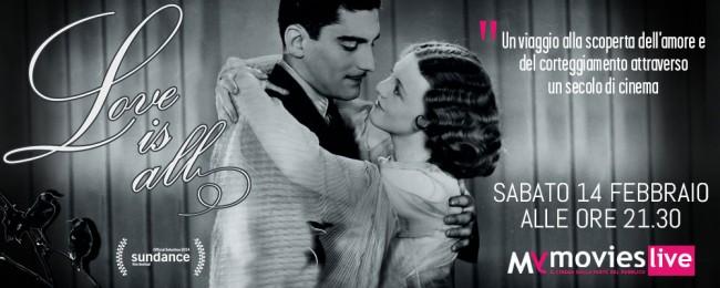 documentaire l'amour au cinéma