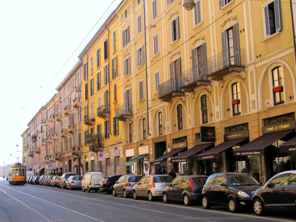 Via Vigevano, une rue à découvrir près du Naviglio | completementflou