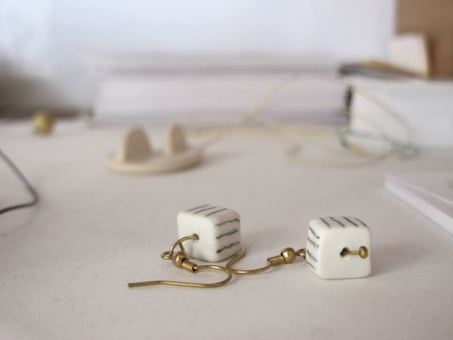 bijoux céramique guido de zan
