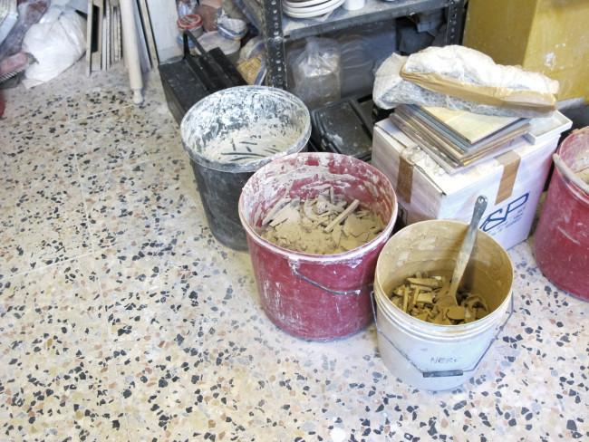 guido de zan atelier céramique milan
