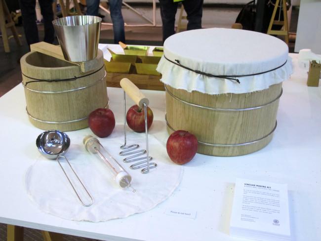 martin martensson vinegar making kit