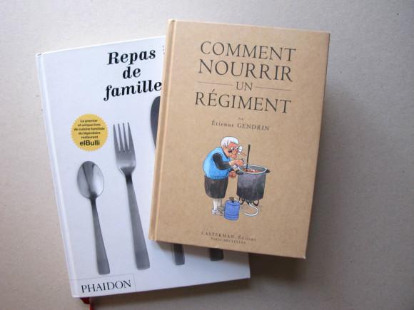 livres cuisine