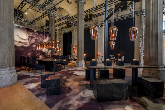 the restaurant tom dixon caesarstone