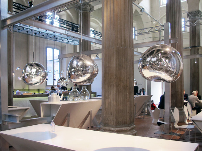 salone del mobile tom dixon milano