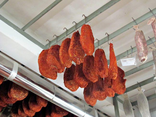 carne stagionata