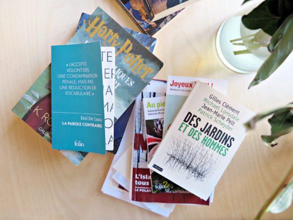 blog livres