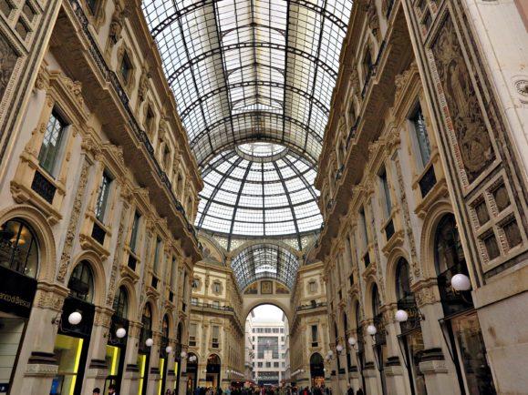 galleria vittorio emmanuele II milano
