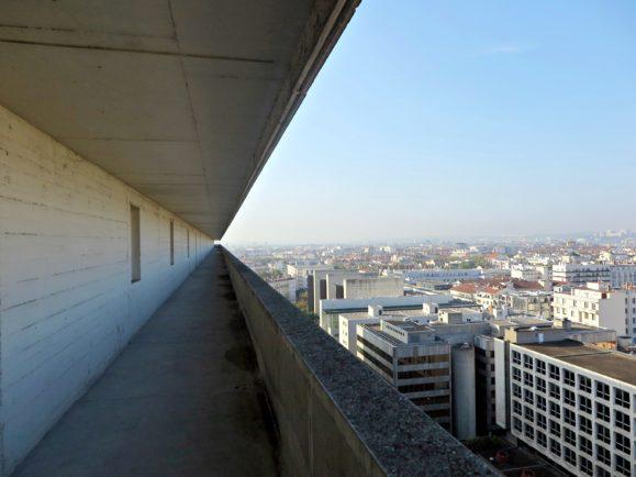 15 étages barre Zumbrunnen