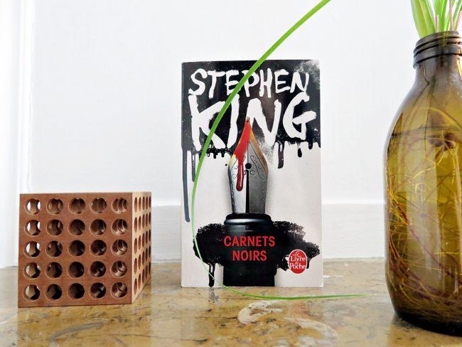 roman policier stephen king
