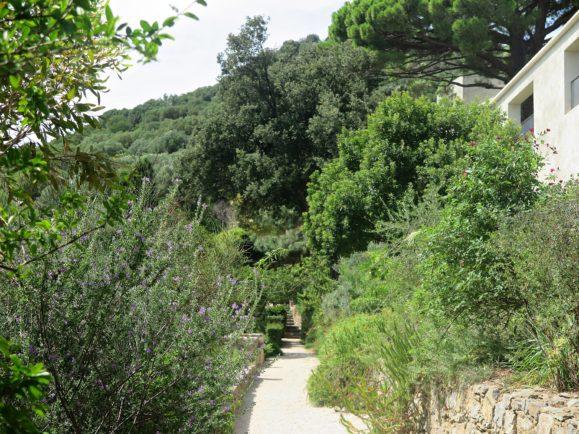 jardin Saint-Bernard villa Noailles
