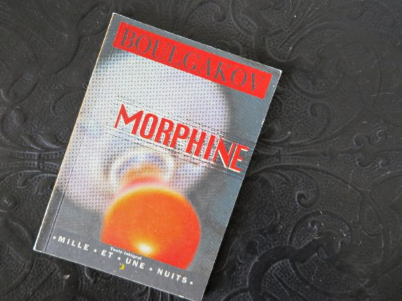 mickail boulgakov morphine