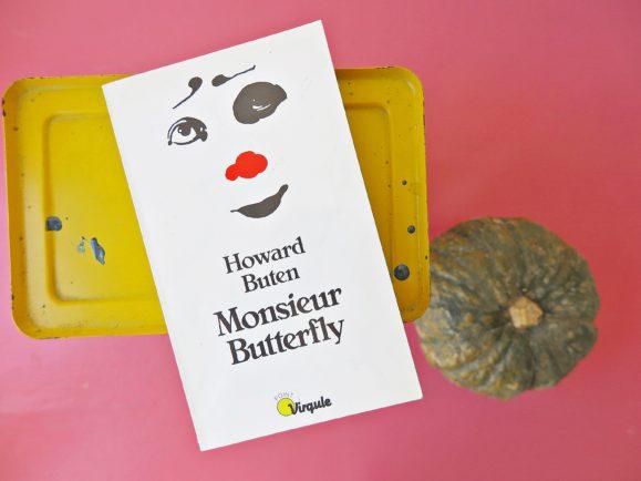 monsieur butterfly