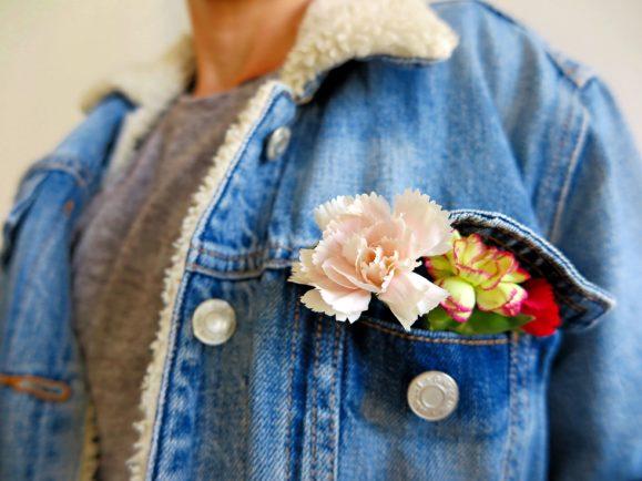 fleurs de poche