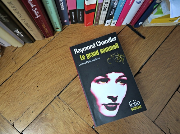 raymond chandler polar