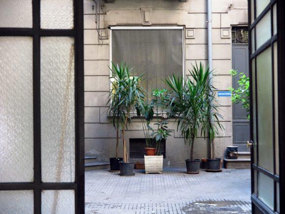 cour intérieur milan