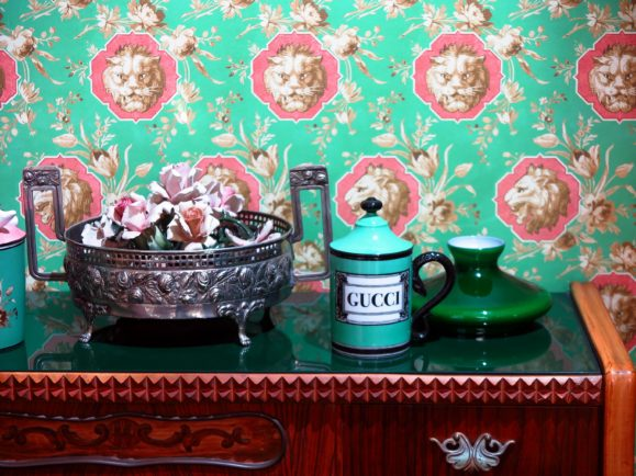 gucci decor milano