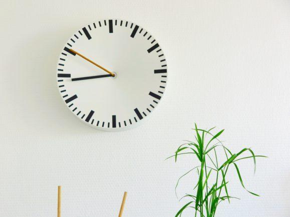 horloge hay minimale