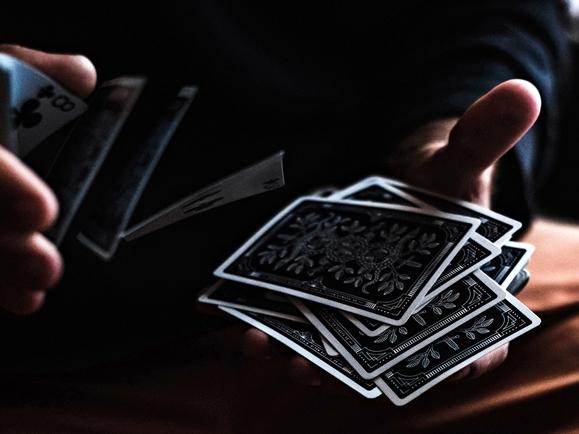 tour de magie cartes