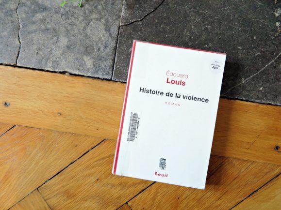 edouard louis violence