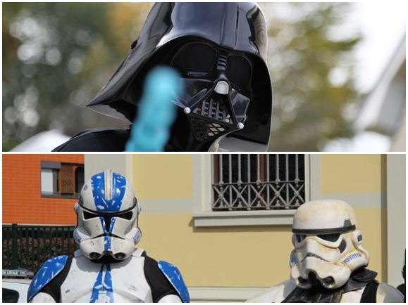 cosplay milan star wars