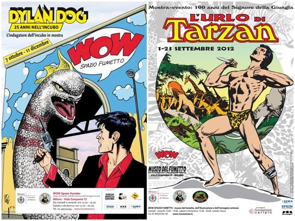 musee bd comics milan