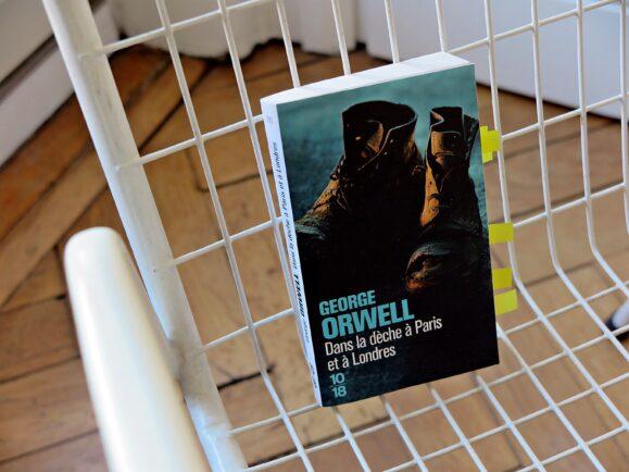 george orwell récit autobiographique